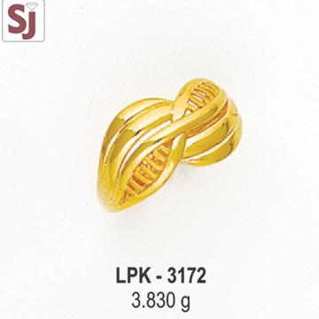 Ladies Ring Plain LPK-3172