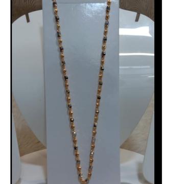916 gold crystal chain mala RH-CM8