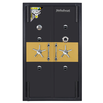 Exlusive Double door safe