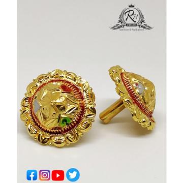 22 carat gold fancy earrings RH-ER254