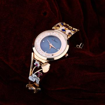 Ladies Rose Gold Watch-RLW03