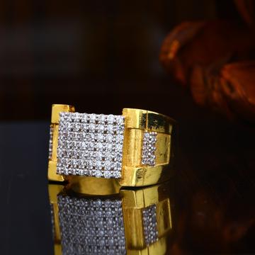 22KT Gold Engagement Ring