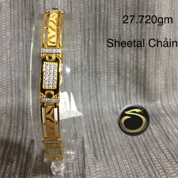 916 Gold Bracelet SC-NW9082