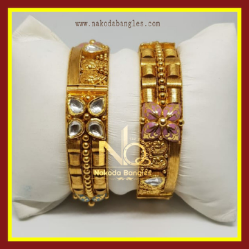916 Gold Antique Patla NB-230