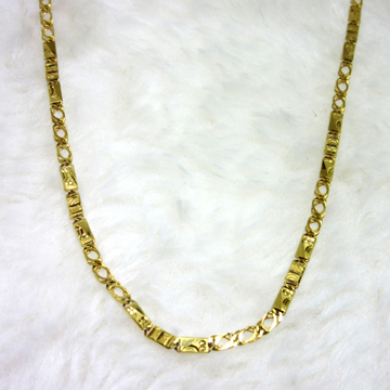 Gold Nawab Fancy Chain