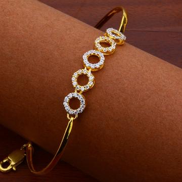 750 Exclusive Diamond Bracelet LKB107