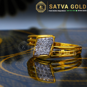 916 gold ring sgr-0040