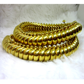 Gold 22k classic payal by