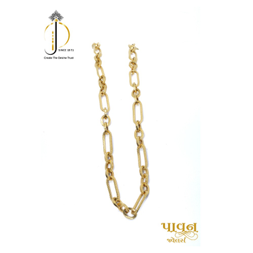 22KT / 916 Gold Solid Chain For Men CHG0016