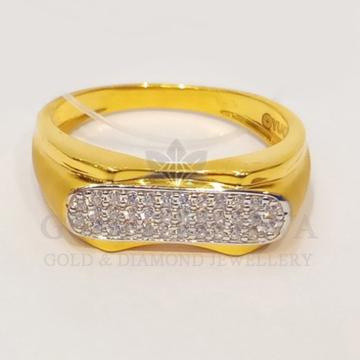 22kt gold ring ggr-h86