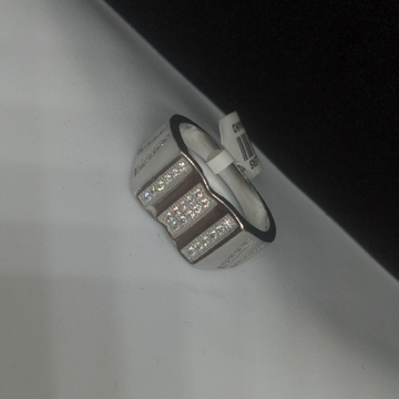 Silver Ring by