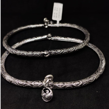 silver classical ladies payal RH-AP611