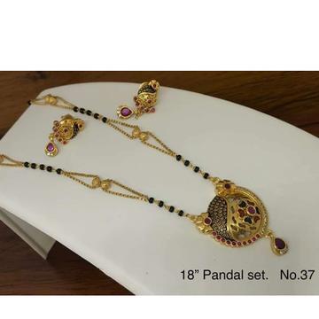 GOLD 22k/916 ladies modern mangalsutra  RH-MS314