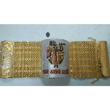 22kt Gold Designer Krishna Gents Lucky