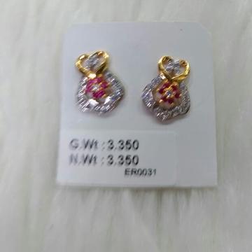 22k Earring