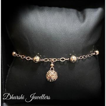 Silver Copper Bracelet