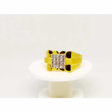 22 k Gold Fancy Ring. NJ-R749