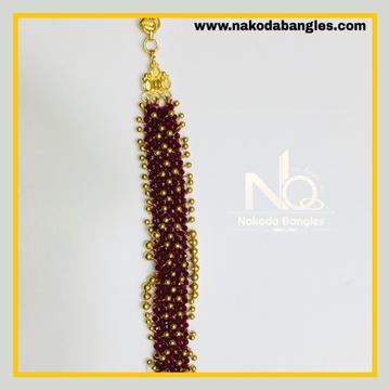 916 Gold Antique Bracelet NB - 562