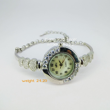 92.5 sterling silver exclusive ladies watch ml-010
