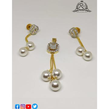 22 carat gold antique set RH-PS641