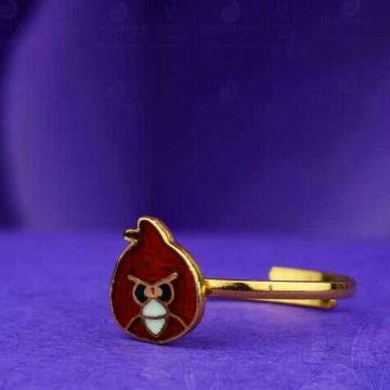 Angary Bird Kids Ring