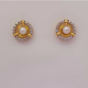 FANCY PEARL EARRING by Madhav Jewellers (TankaraWala)