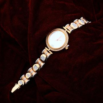 Ladies Rose Gold Watch-RLW21