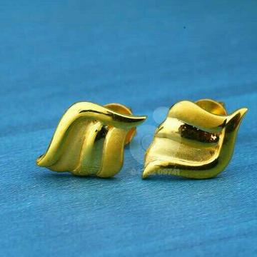 22 Ct Golden Plain Tops