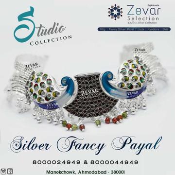 Silver Mor Concept Payal