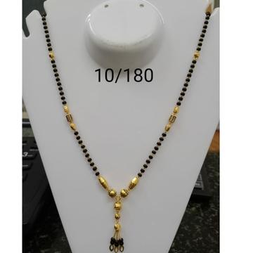 916 Gold Dokiya mangalsutra RH-MS07