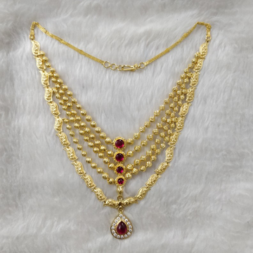 916 Gold Antique Set