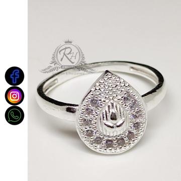 silver antique daimond ladies rings RH-LR412