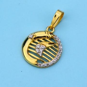 916 Gold Standard Women's Pendant LFP46