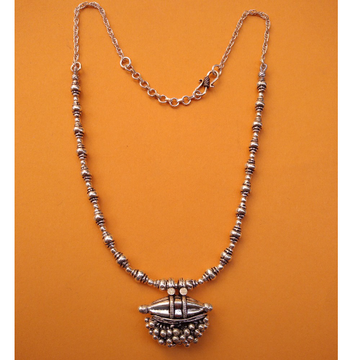 Tribe inspired toda necklace with ghunghroo bunch...