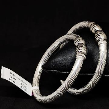 silver traditional kids bracelet RH-BB881