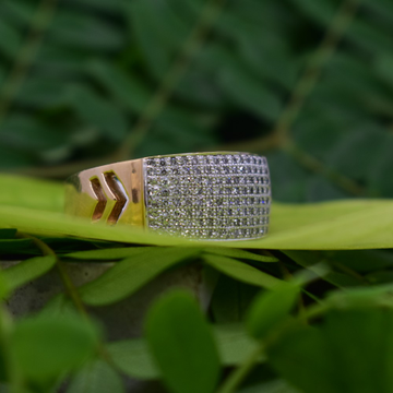 18kt Rose Gold Ring by
