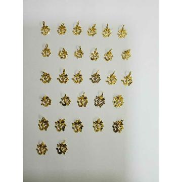 20 Kt Gold Pendants