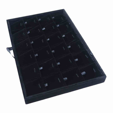 24 p.set jewellery tray