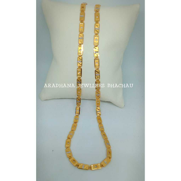 22KT Gold Handmade Nawabi Gents Chain