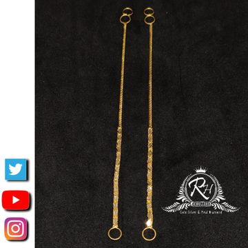 22 carat gold ladies kaanchain RH-KN32