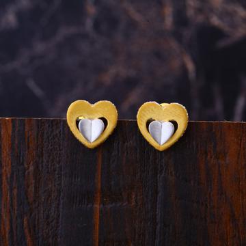 916 Gold Fancy Women's Earring LFE341