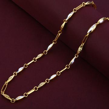 Turkey 22K Gold Fancy Mens Chain-MTC105