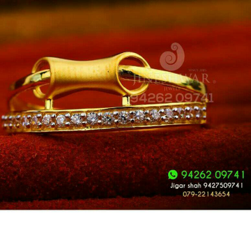 Attractive design cz fancy ladies ring lrg -0247