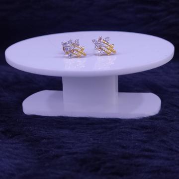 22KT/916 Yellow Gold Kanshika Earrings For Women