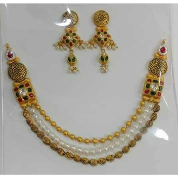 916 Fancy Necklace by Vipul R Soni