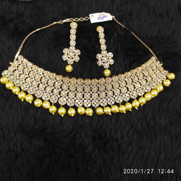Beautiful Diamond Collar Necklace#915