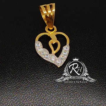 22 carat gold antic daimond pendanl RH-PN992