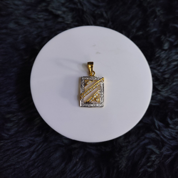 22KT/916 Yellow Gold Lavinia Pendent  For Unisex