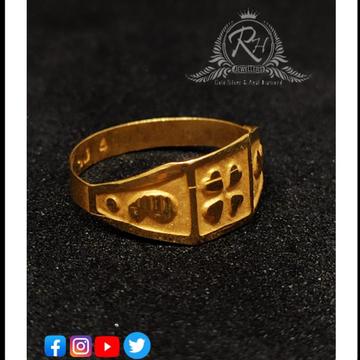 22 carat gold kids rings RH-Kr960