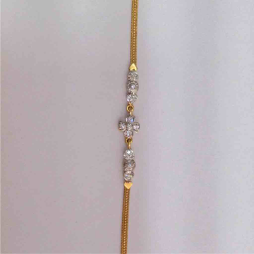 916 Gold Delicate Lucky For Women
